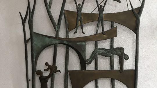 Kerkelijke metaal-kunst