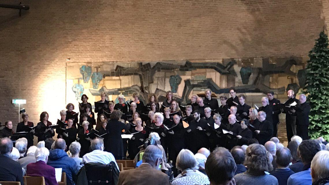 Concert in Opstandingskerk
